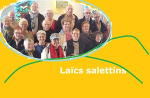 MESSAGE A LA FAMILLE SALETTINE du 8 mars 2018