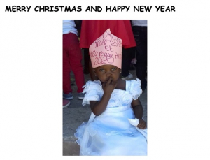 Haiti - Marry Christmas and Happy New Year