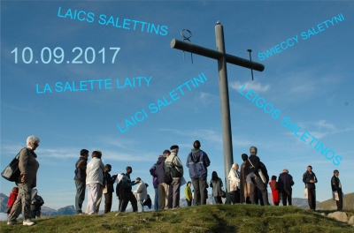 September 10 - the World Day of La Salette Laity