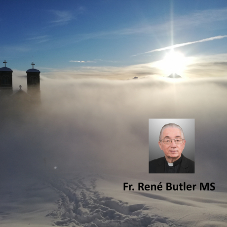 Fr. René Butler MS - 5th Ordinary Sunday - Right...