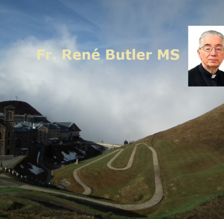 Fr. René Butler MS - 5th Sunday of Lent - Death,...